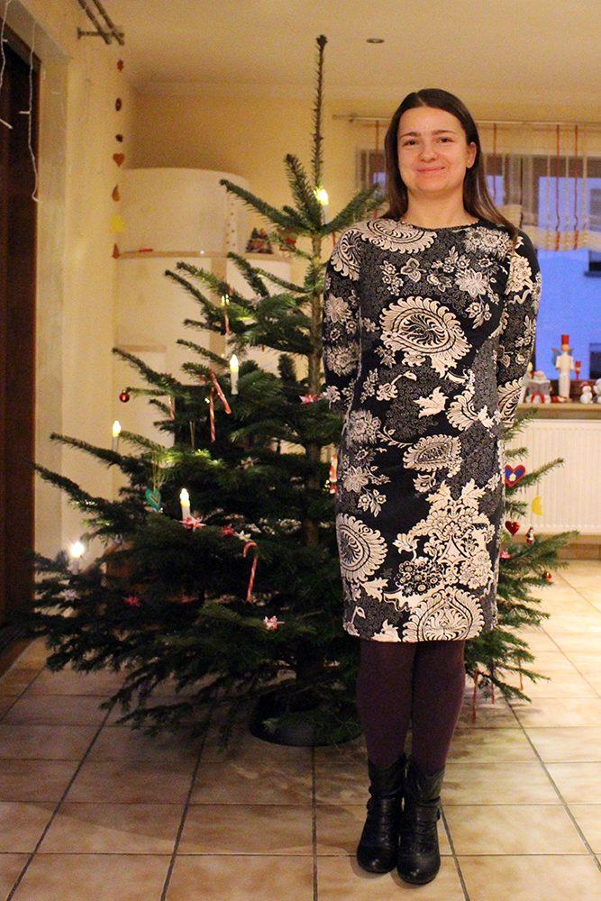 Kleid aus Fashion Style
