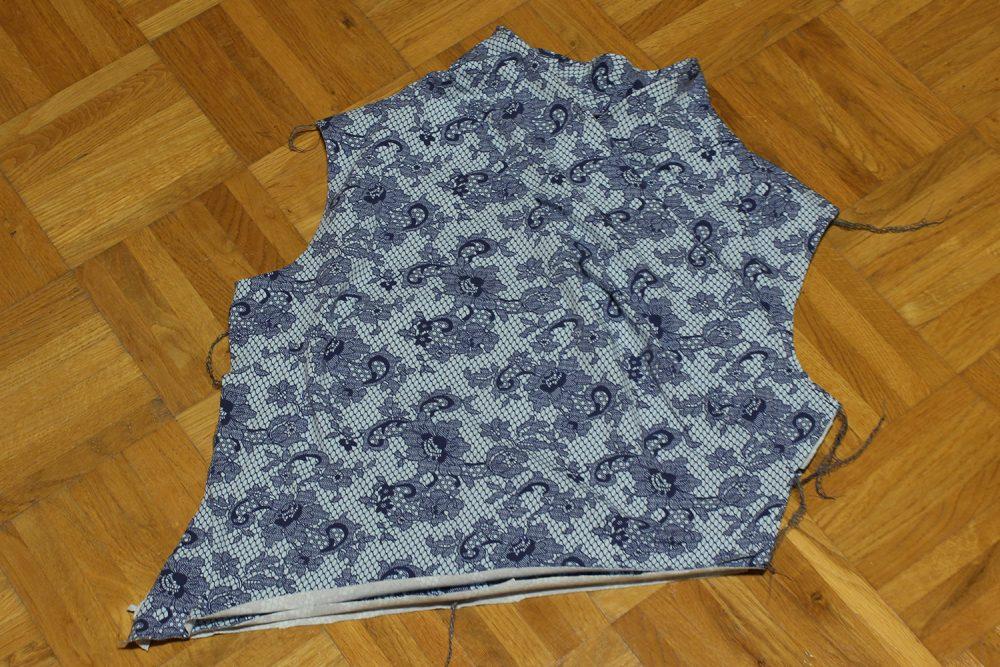Fashion Style Kleid 10 Oberteil