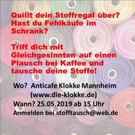 Stofftausch Mannheim