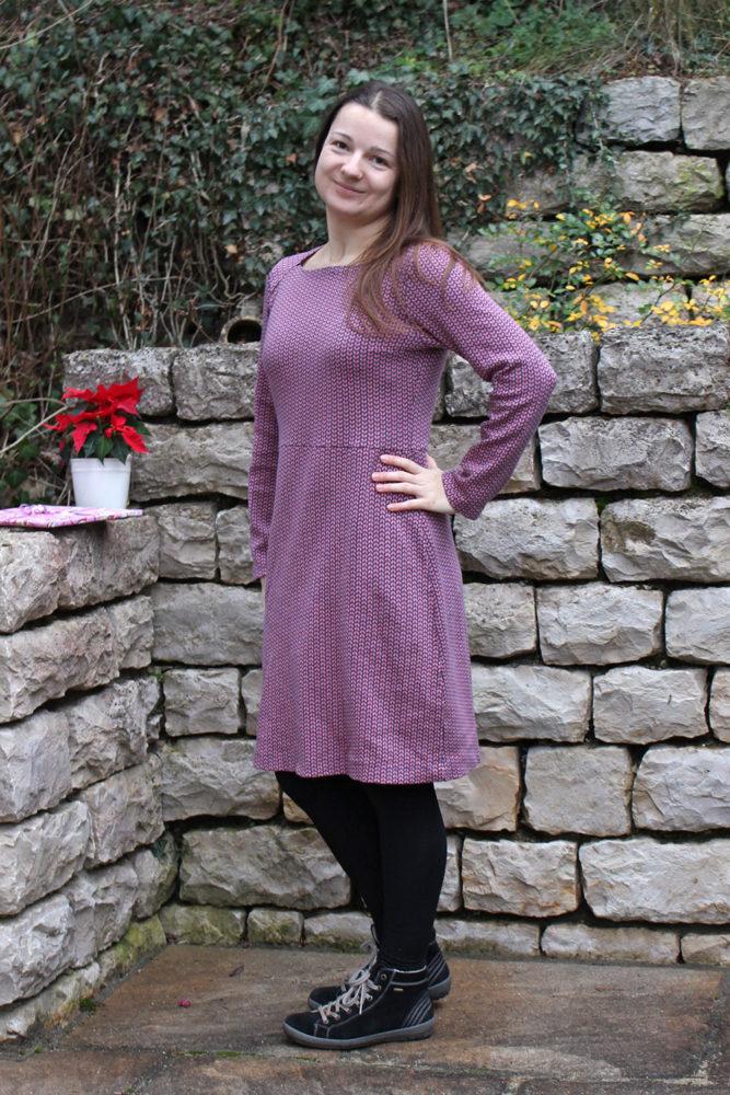 Kleid Poetic Lace aus Ottobre