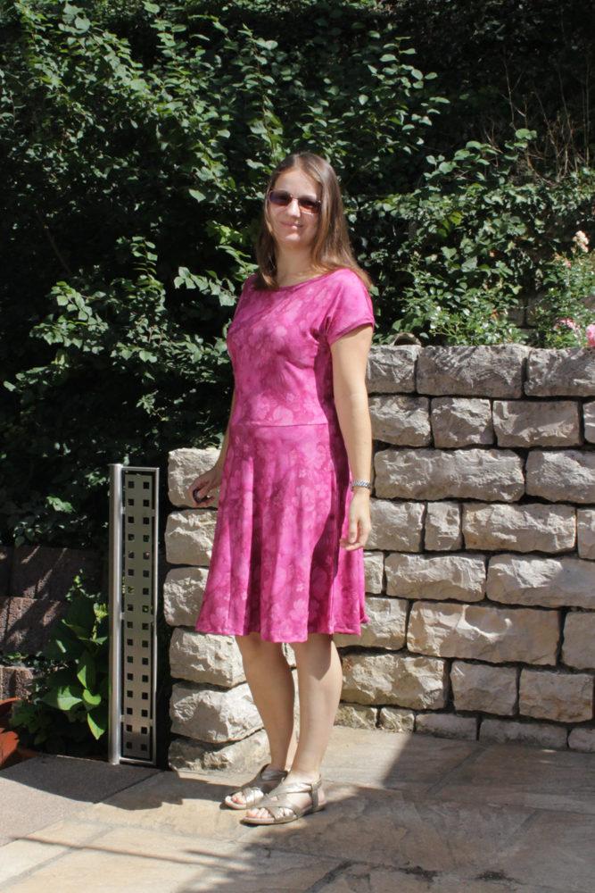 Kleid 11 aus der FashionStyle 1/2016