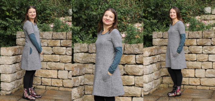 Kleid Twig aus der Ottobre 5/2015