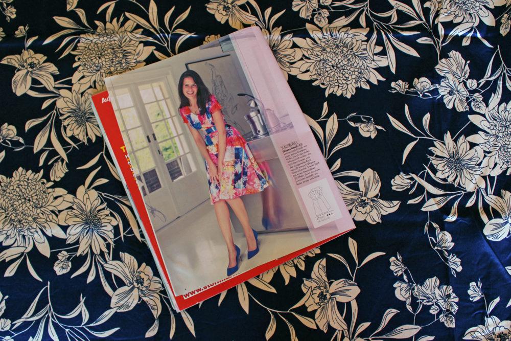 Kleider-Baukasten aus der Fashion Style 2015