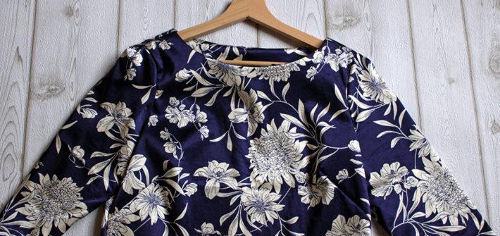 Kleid Retro Revival aus der meine Nähmode