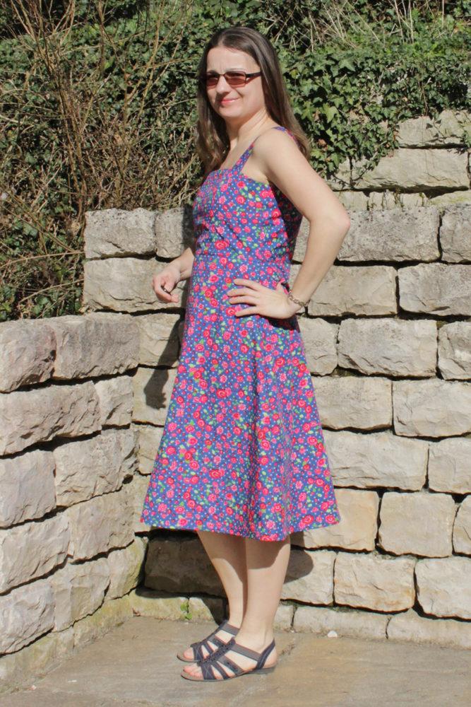 Kleid Malta aus Le Maison Victor 4-2019
